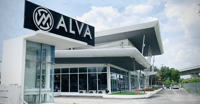 AD: ALVA Concept Store – one-stop outlet for window tint, coating, body and paint, wrap and maintenance Image #1230097