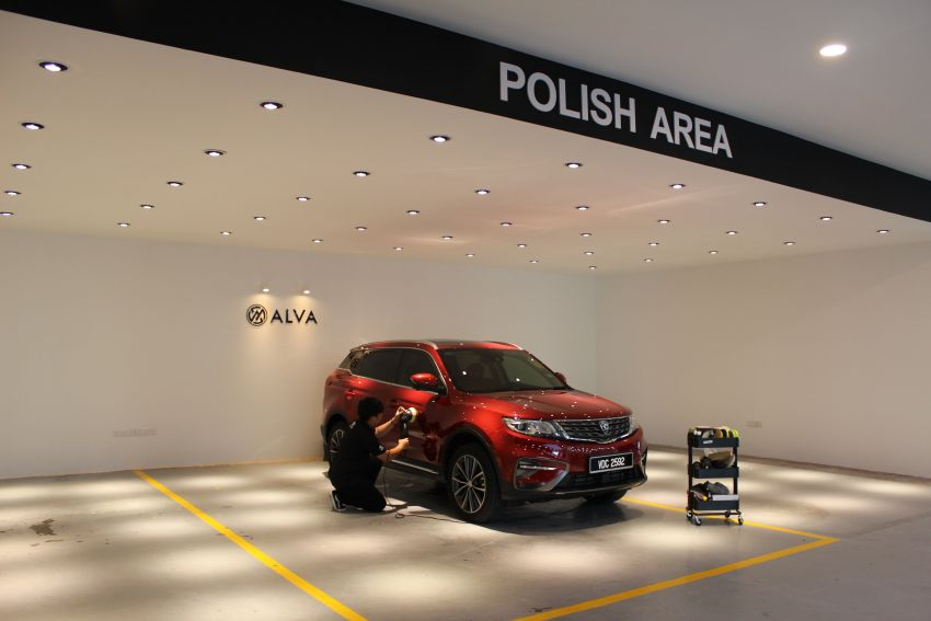 AD: ALVA Concept Store – one-stop outlet for window tint, coating, body and paint, wrap and maintenance Image #1230095
