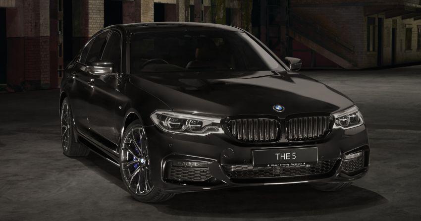 BMW 530i M Sport Dark Shadow Edition – RM392,800 Image #1229168