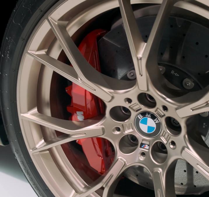 BMW M5 CS teased – 635 hp, 70 kg lighter, four seats Image #1229634