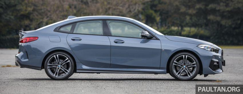 GALLERY: F44 BMW 218i Gran Coupé vs V177 Mercedes-Benz A200 Sedan – compact sedan rivals Image #1229776