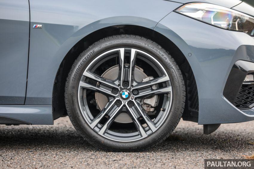 GALLERY: F44 BMW 218i Gran Coupé vs V177 Mercedes-Benz A200 Sedan – compact sedan rivals Image #1229784