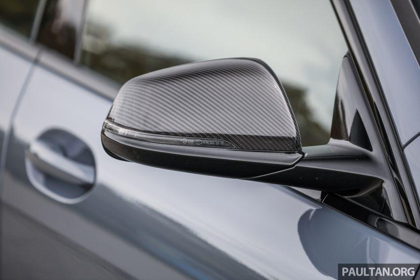 GALLERY: F44 BMW 218i Gran Coupé vs V177 Mercedes-Benz A200 Sedan – compact sedan rivals Image #1229785
