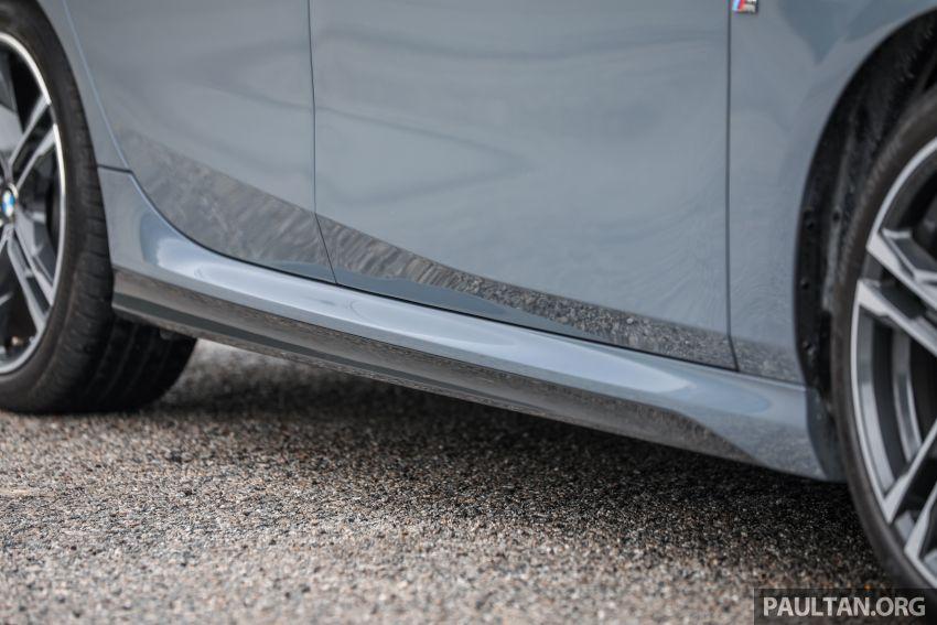GALLERY: F44 BMW 218i Gran Coupé vs V177 Mercedes-Benz A200 Sedan – compact sedan rivals Image #1229789