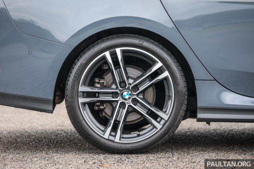 GALLERY: F44 BMW 218i Gran Coupé vs V177 Mercedes-Benz A200 Sedan – compact sedan rivals Image #1229790