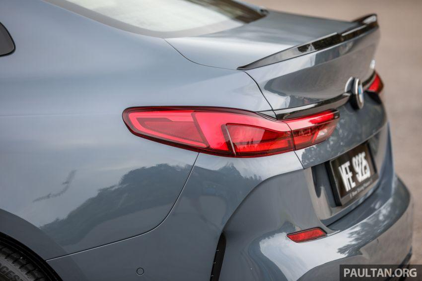 GALLERY: F44 BMW 218i Gran Coupé vs V177 Mercedes-Benz A200 Sedan – compact sedan rivals Image #1229793