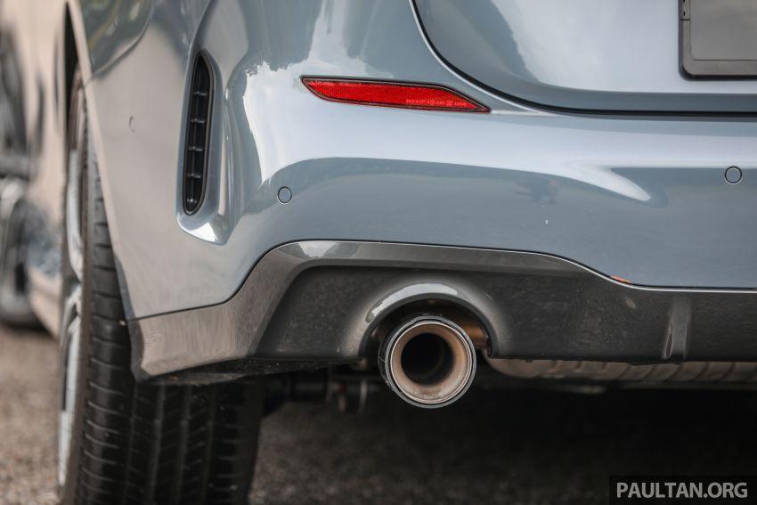 GALLERY: F44 BMW 218i Gran Coupé vs V177 Mercedes-Benz A200 Sedan – compact sedan rivals Image #1229794