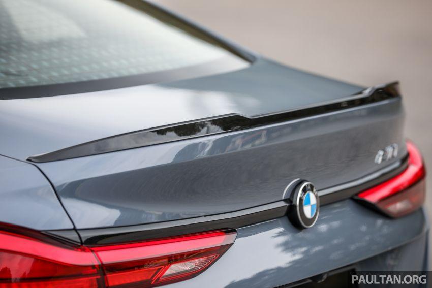 GALLERY: F44 BMW 218i Gran Coupé vs V177 Mercedes-Benz A200 Sedan – compact sedan rivals Image #1229800