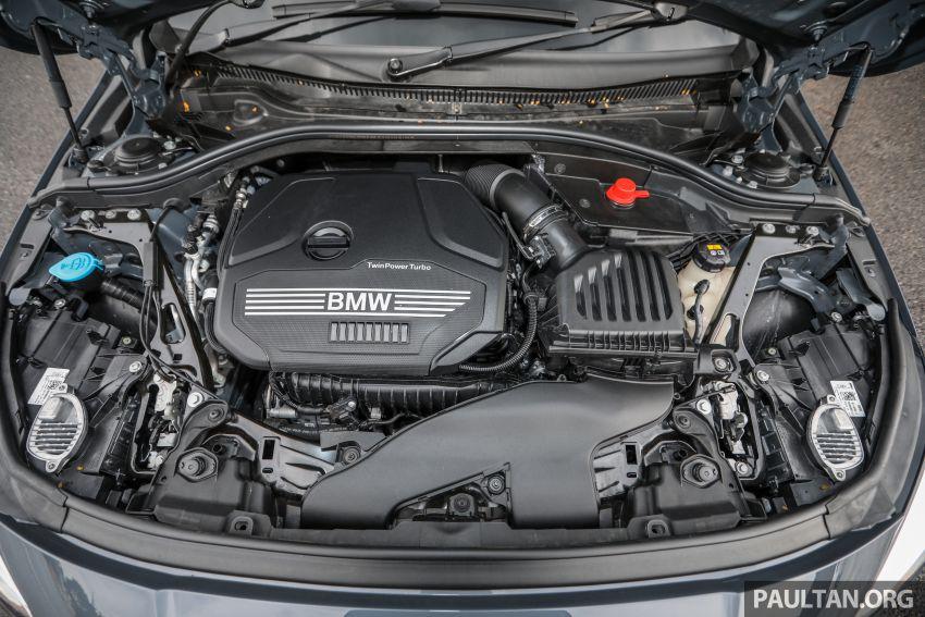 GALLERY: F44 BMW 218i Gran Coupé vs V177 Mercedes-Benz A200 Sedan – compact sedan rivals Image #1229803