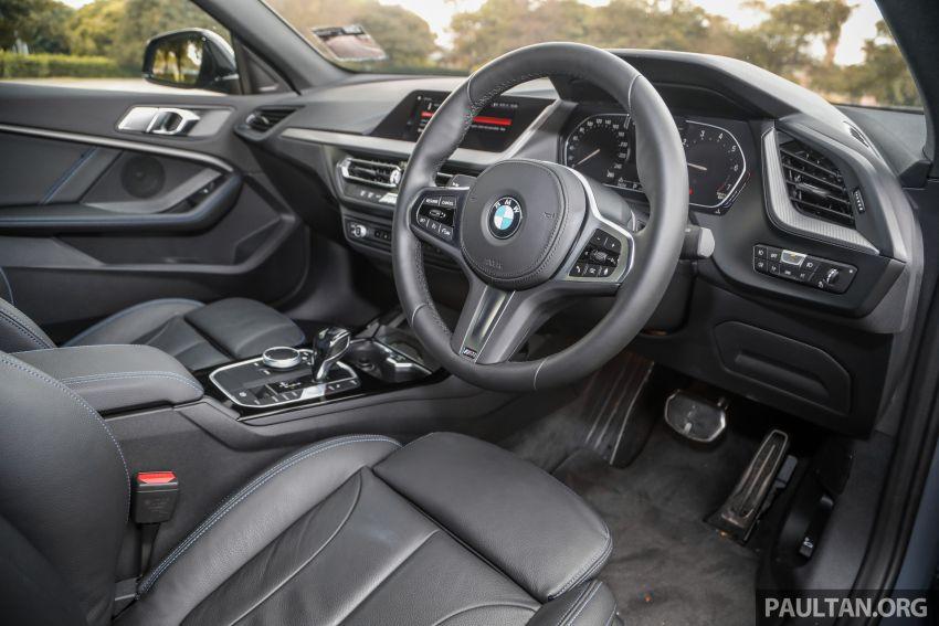 GALLERY: F44 BMW 218i Gran Coupé vs V177 Mercedes-Benz A200 Sedan – compact sedan rivals Image #1229805