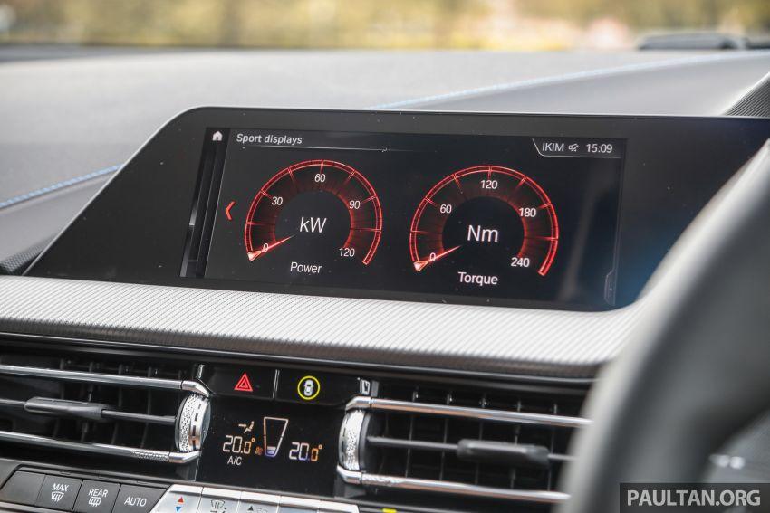 GALLERY: F44 BMW 218i Gran Coupé vs V177 Mercedes-Benz A200 Sedan – compact sedan rivals Image #1229822