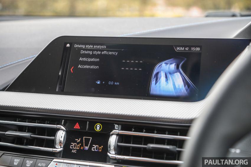 GALLERY: F44 BMW 218i Gran Coupé vs V177 Mercedes-Benz A200 Sedan – compact sedan rivals Image #1229823