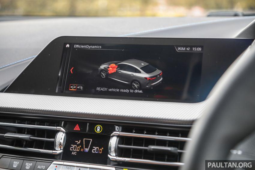 GALLERY: F44 BMW 218i Gran Coupé vs V177 Mercedes-Benz A200 Sedan – compact sedan rivals Image #1229824