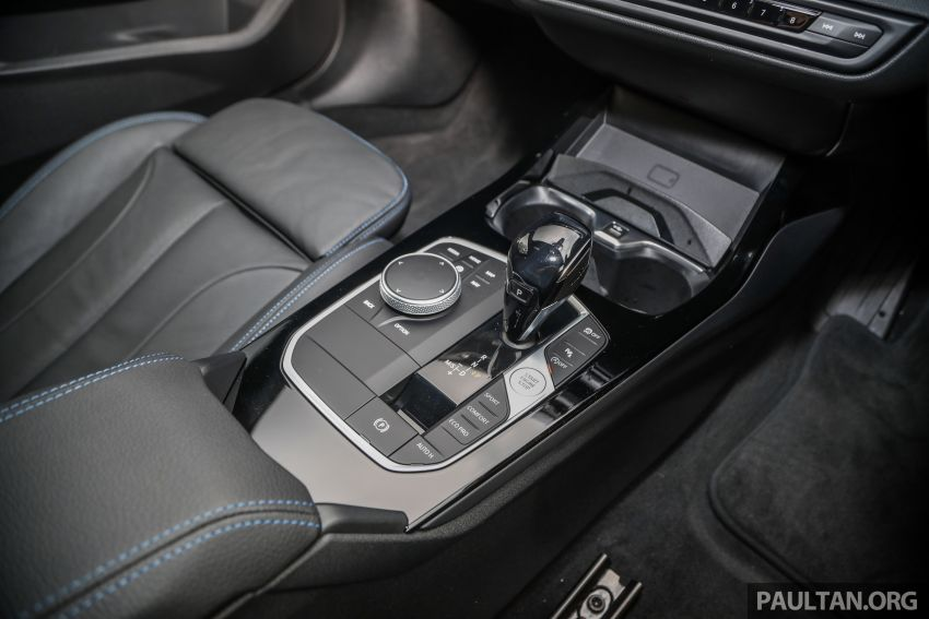 GALLERY: F44 BMW 218i Gran Coupé vs V177 Mercedes-Benz A200 Sedan – compact sedan rivals Image #1229827