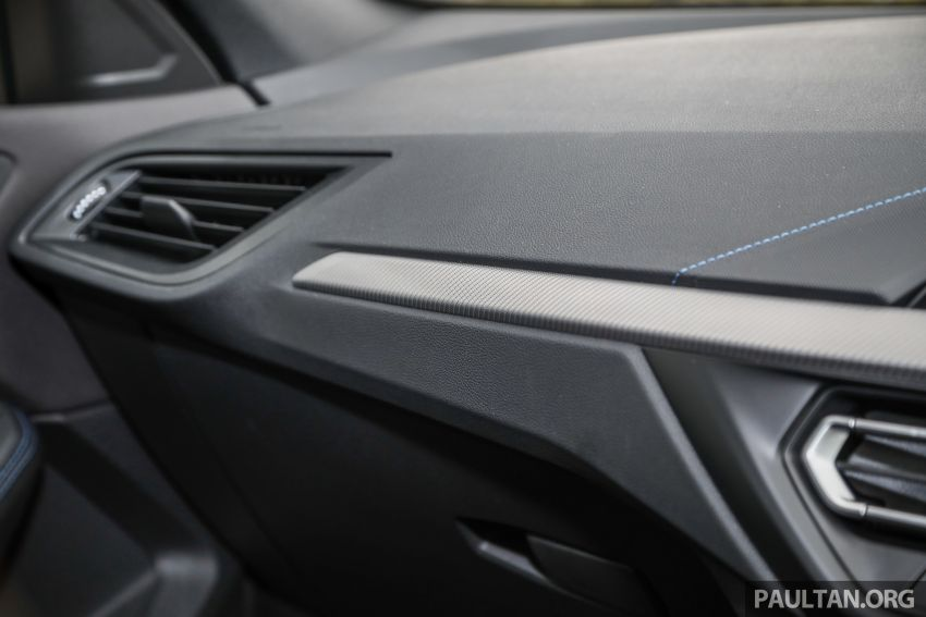 GALLERY: F44 BMW 218i Gran Coupé vs V177 Mercedes-Benz A200 Sedan – compact sedan rivals Image #1229834