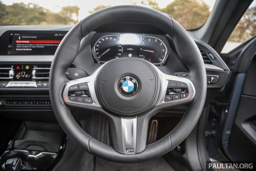 GALLERY: F44 BMW 218i Gran Coupé vs V177 Mercedes-Benz A200 Sedan – compact sedan rivals Image #1229807