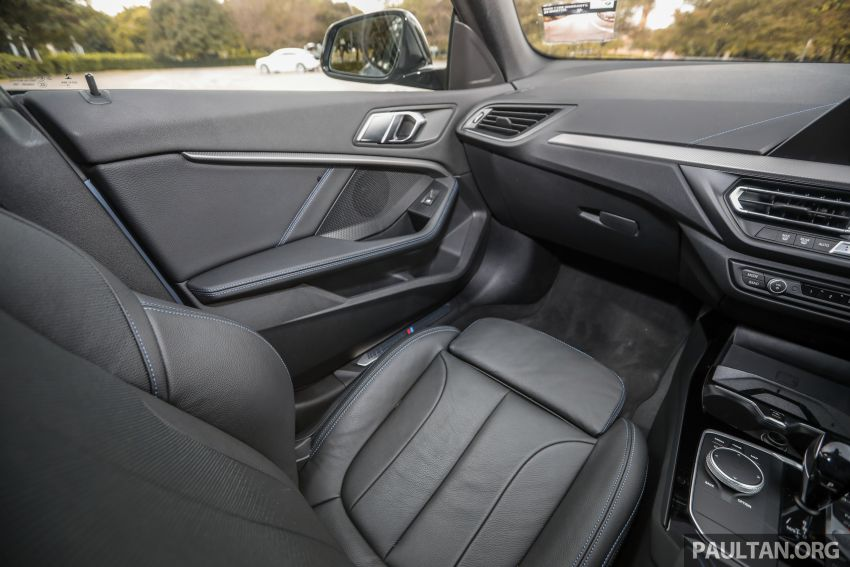 GALLERY: F44 BMW 218i Gran Coupé vs V177 Mercedes-Benz A200 Sedan – compact sedan rivals Image #1229841