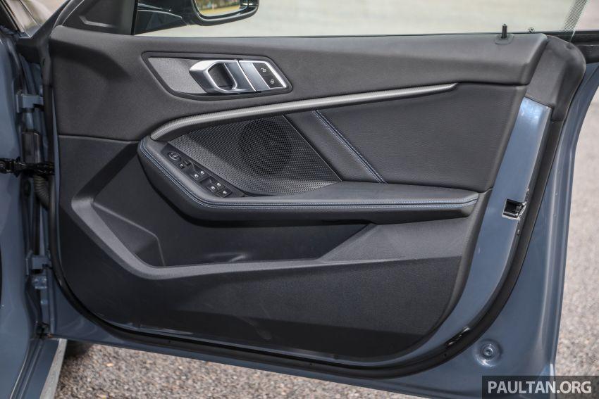 GALLERY: F44 BMW 218i Gran Coupé vs V177 Mercedes-Benz A200 Sedan – compact sedan rivals Image #1229842