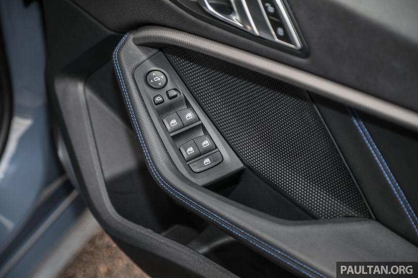 GALLERY: F44 BMW 218i Gran Coupé vs V177 Mercedes-Benz A200 Sedan – compact sedan rivals Image #1229843