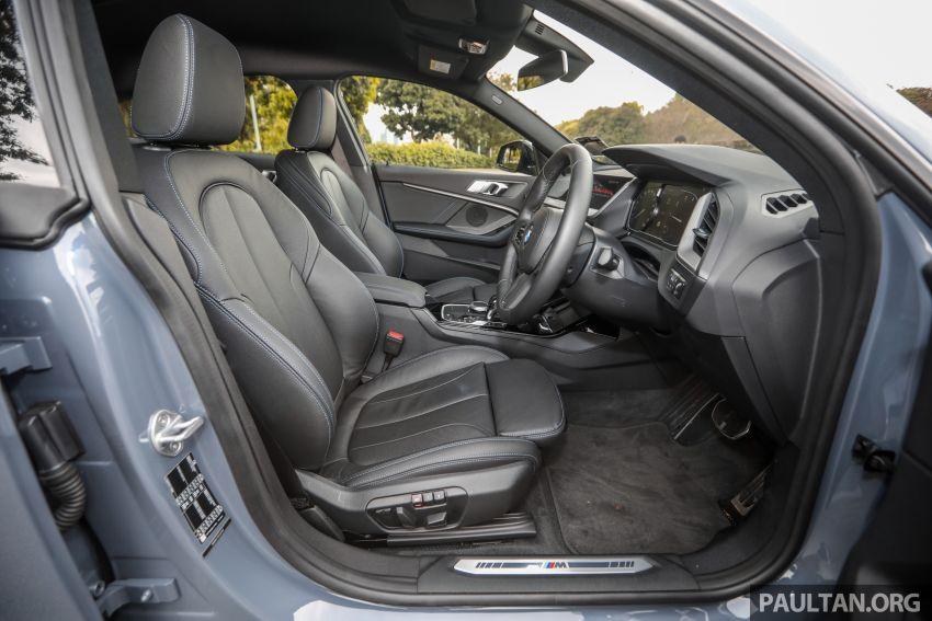 GALLERY: F44 BMW 218i Gran Coupé vs V177 Mercedes-Benz A200 Sedan – compact sedan rivals Image #1229844
