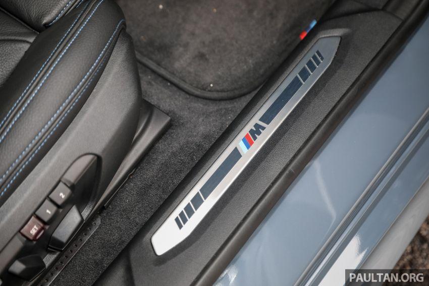 GALLERY: F44 BMW 218i Gran Coupé vs V177 Mercedes-Benz A200 Sedan – compact sedan rivals Image #1229846