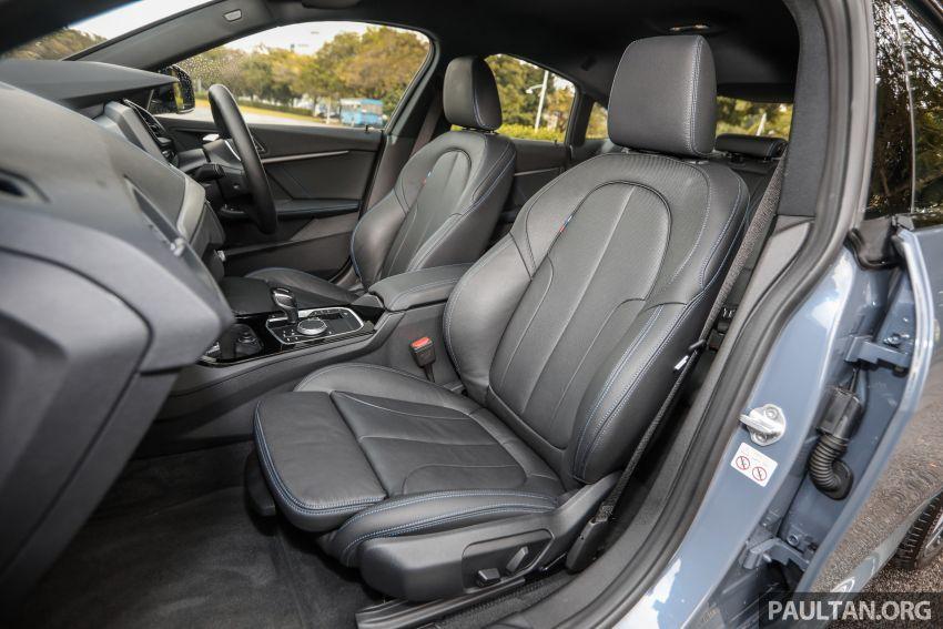 GALLERY: F44 BMW 218i Gran Coupé vs V177 Mercedes-Benz A200 Sedan – compact sedan rivals Image #1229849