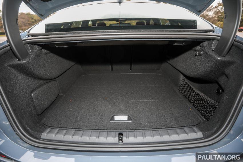 GALLERY: F44 BMW 218i Gran Coupé vs V177 Mercedes-Benz A200 Sedan – compact sedan rivals Image #1229859