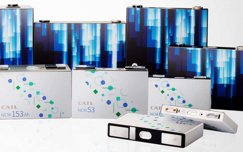 CATL to begin production of lithium batteries for EVs at its new manufacturing plant in Indonesia in 2024 Image #1225150