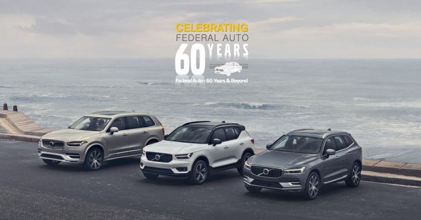 AD: Keep your Volvo in top form with the Year End Campaign for service and repairs at Federal Auto Cars Image #1223306