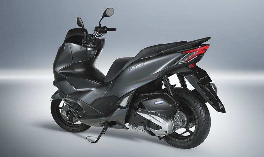 2021 Honda PCX 160 and PCX e:HEV in Japan – major overall makeover, more engine power, 15.8 PS, 15 Nm Image #1222820