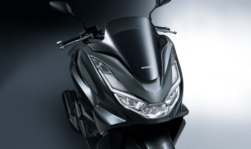 2021 Honda PCX 160 and PCX e:HEV in Japan – major overall makeover, more engine power, 15.8 PS, 15 Nm Image #1222823