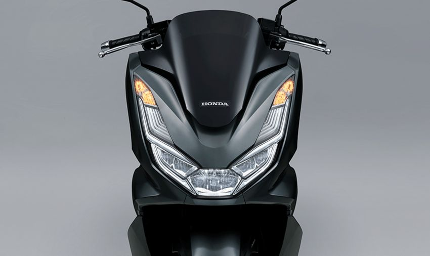 2021 Honda PCX 160 and PCX e:HEV in Japan – major overall makeover, more engine power, 15.8 PS, 15 Nm Image #1222826