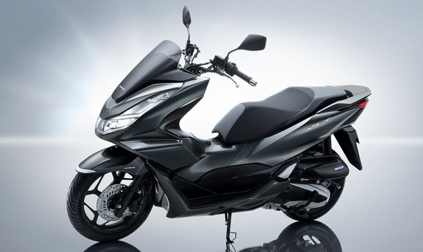 2021 Honda PCX 160 and PCX e:HEV in Japan – major overall makeover, more engine power, 15.8 PS, 15 Nm Image #1222817