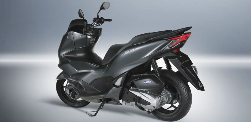 2021 Honda PCX 160 and PCX e:HEV in Japan – major overall makeover, more engine power, 15.8 PS, 15 Nm Image #1222819
