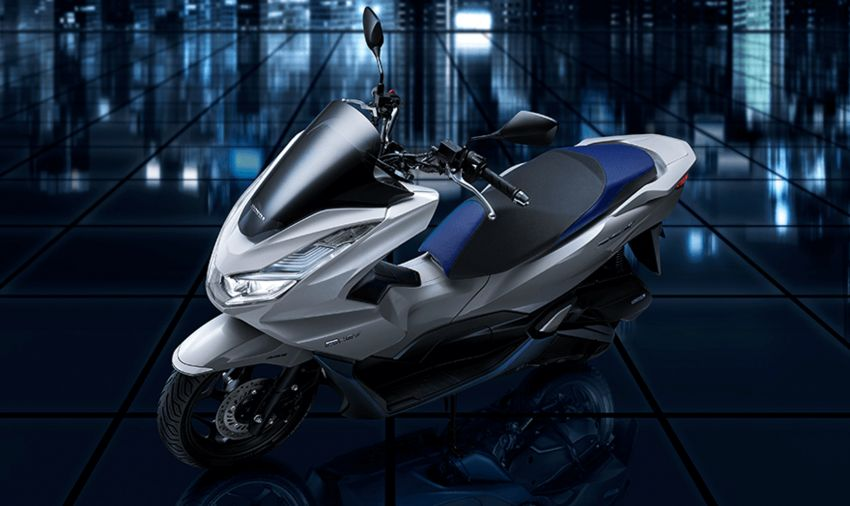 2021 Honda PCX 160 and PCX e:HEV in Japan – major overall makeover, more engine power, 15.8 PS, 15 Nm Image #1222836