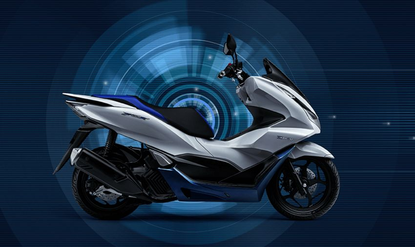 2021 Honda PCX 160 and PCX e:HEV in Japan – major overall makeover, more engine power, 15.8 PS, 15 Nm Image #1222837