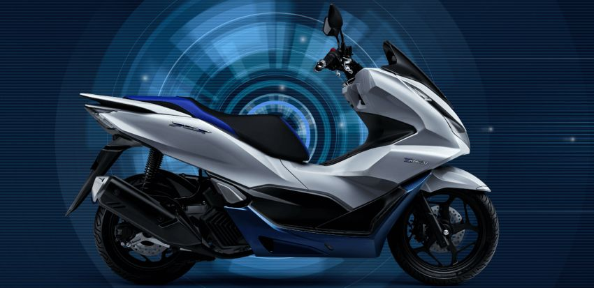 2021 Honda PCX 160 and PCX e:HEV in Japan – major overall makeover, more engine power, 15.8 PS, 15 Nm Image #1222839
