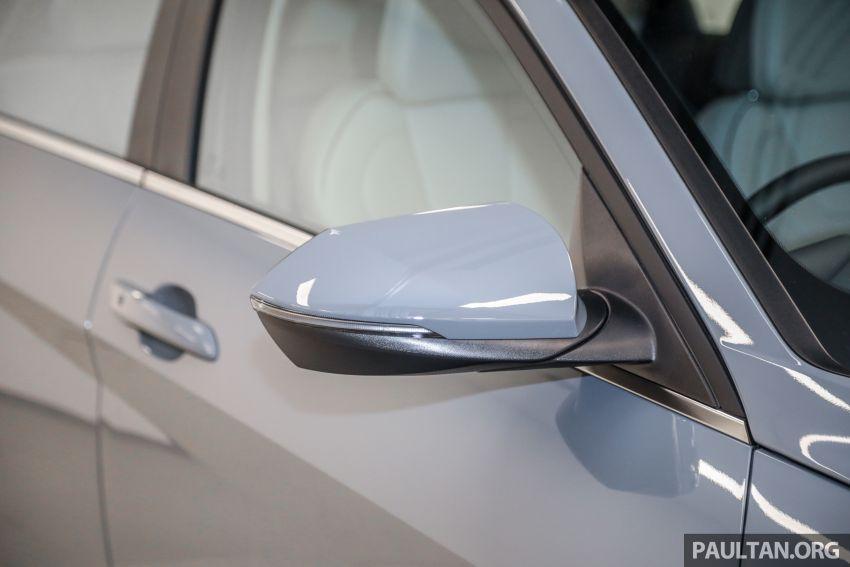 Hyundai Elantra 2021 dilancar di Malaysia minggu depan – spesifikasi penuh sedan 1.6L IVT didedahkan Image #1220156