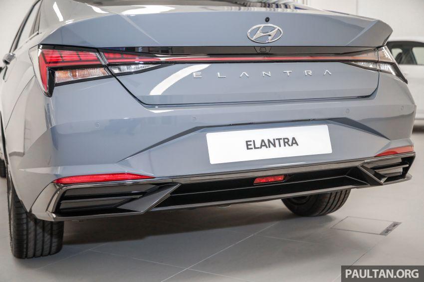 Hyundai Elantra 2021 dilancar di Malaysia minggu depan – spesifikasi penuh sedan 1.6L IVT didedahkan Image #1220171