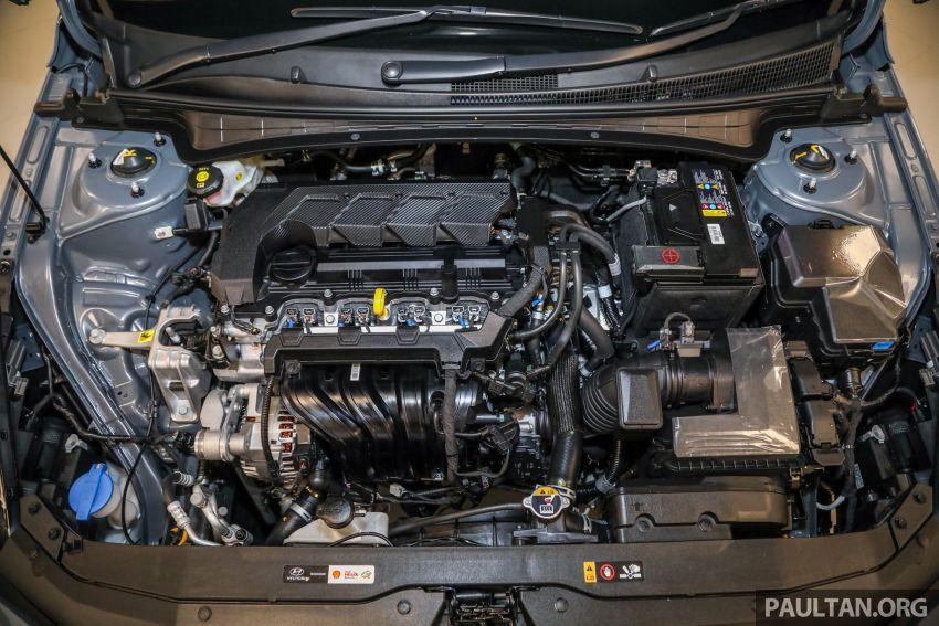 Hyundai Elantra 2021 dilancar di Malaysia minggu depan – spesifikasi penuh sedan 1.6L IVT didedahkan Image #1220174