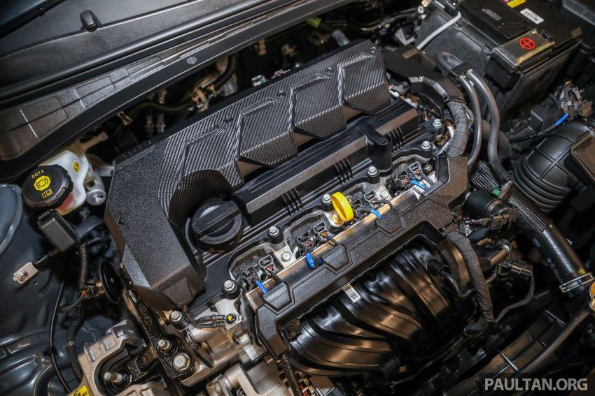 Hyundai Elantra 2021 dilancar di Malaysia minggu depan – spesifikasi penuh sedan 1.6L IVT didedahkan Image #1220177