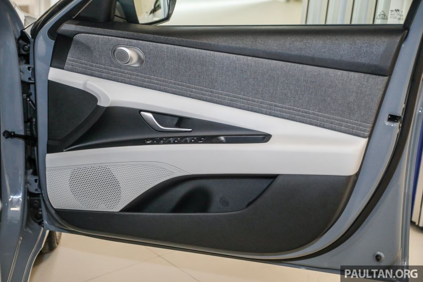 2021 Hyundai Elantra now in Malaysia – full specs and gallery of the 7th-gen 1.6L IVT sedan, launch next week Image #1219835