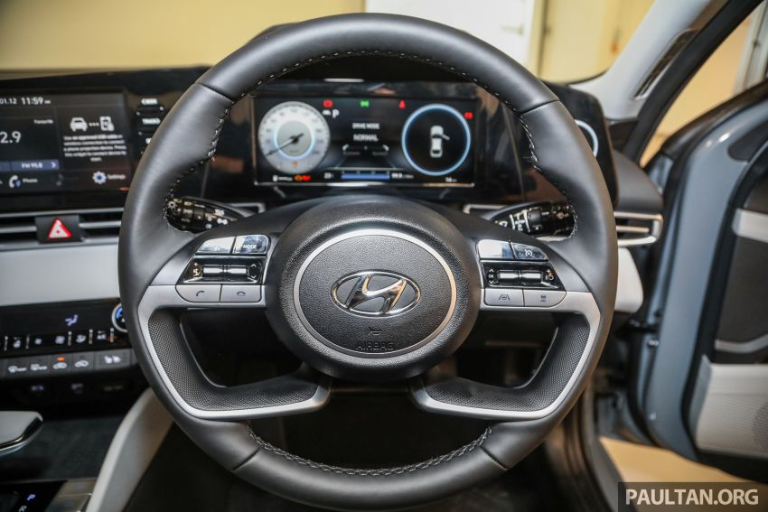 2021 Hyundai Elantra now in Malaysia – full specs and gallery of the 7th-gen 1.6L IVT sedan, launch next week Image #1219809