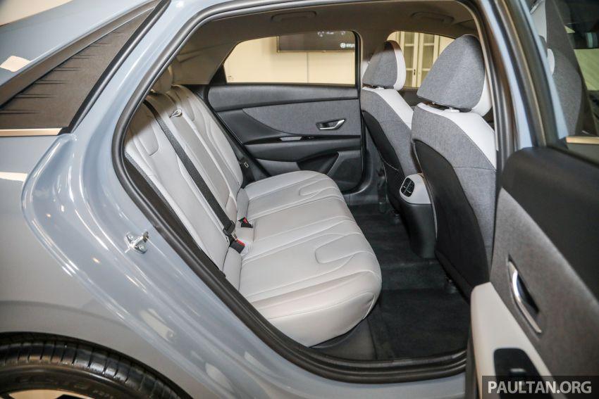 Hyundai Elantra 2021 dilancar di Malaysia minggu depan – spesifikasi penuh sedan 1.6L IVT didedahkan Image #1220237