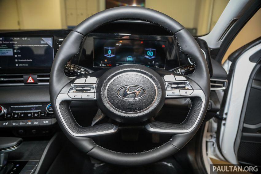 Hyundai Elantra 2021 dilancar di Malaysia minggu depan – spesifikasi penuh sedan 1.6L IVT didedahkan Image #1220246