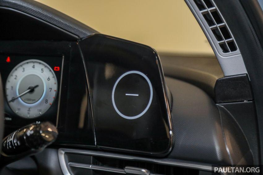 Hyundai Elantra 2021 dilancar di Malaysia minggu depan – spesifikasi penuh sedan 1.6L IVT didedahkan Image #1220199