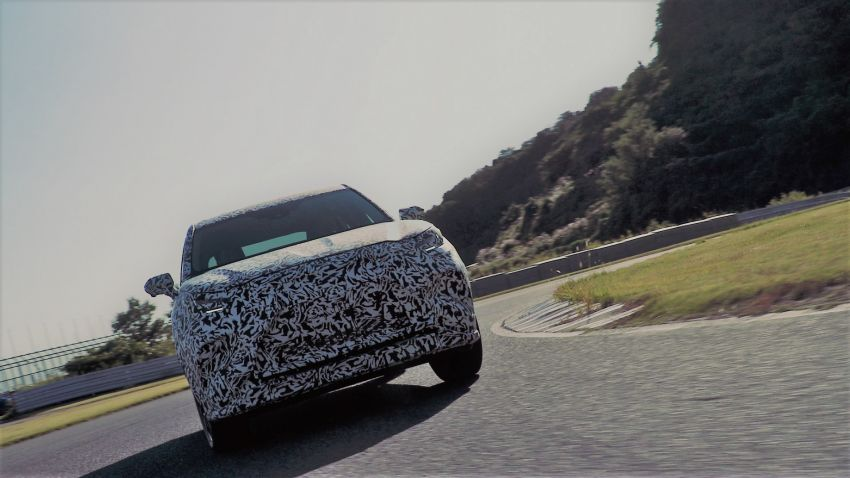 Lexus reveals Direct4 technology for future hybrid, EV models – new concept previews brand's future design Image #1221882
