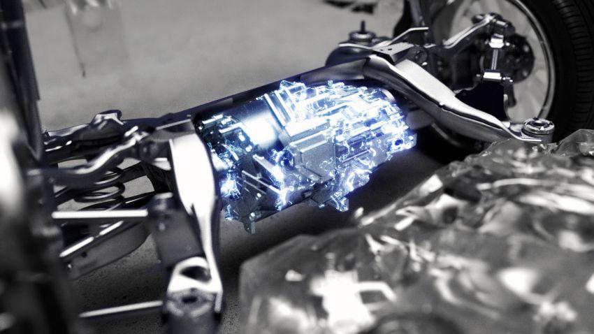Lexus reveals Direct4 technology for future hybrid, EV models – new concept previews brand's future design Image #1221870