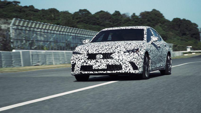 Lexus reveals Direct4 technology for future hybrid, EV models – new concept previews brand's future design Image #1221873