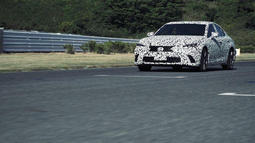 Lexus reveals Direct4 technology for future hybrid, EV models – new concept previews brand's future design Image #1221874